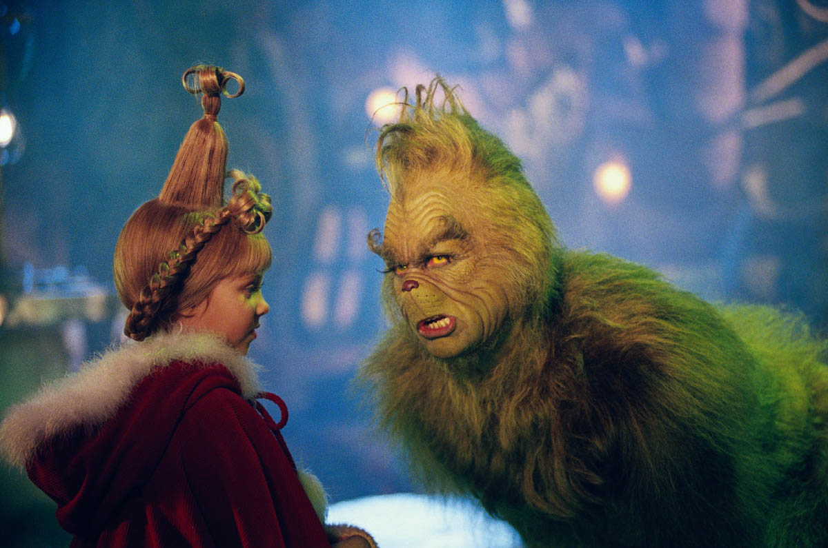 The Grinch, How the Grinch Stole Christmas