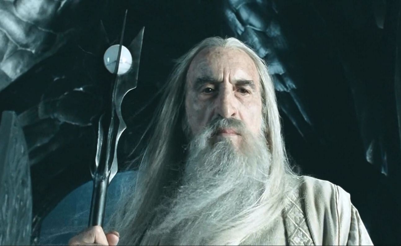 Saruman, The Lord of the Rings: The Two Towers
