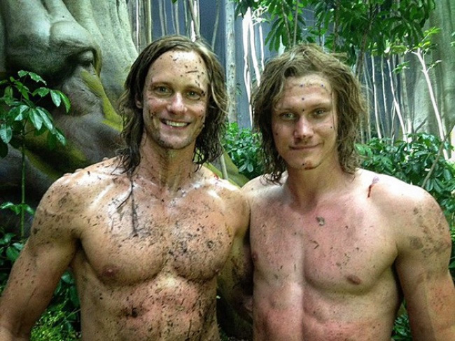 The kings of the jungle