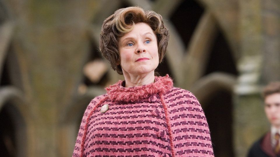 Dolores Umbridge, Harry Potter