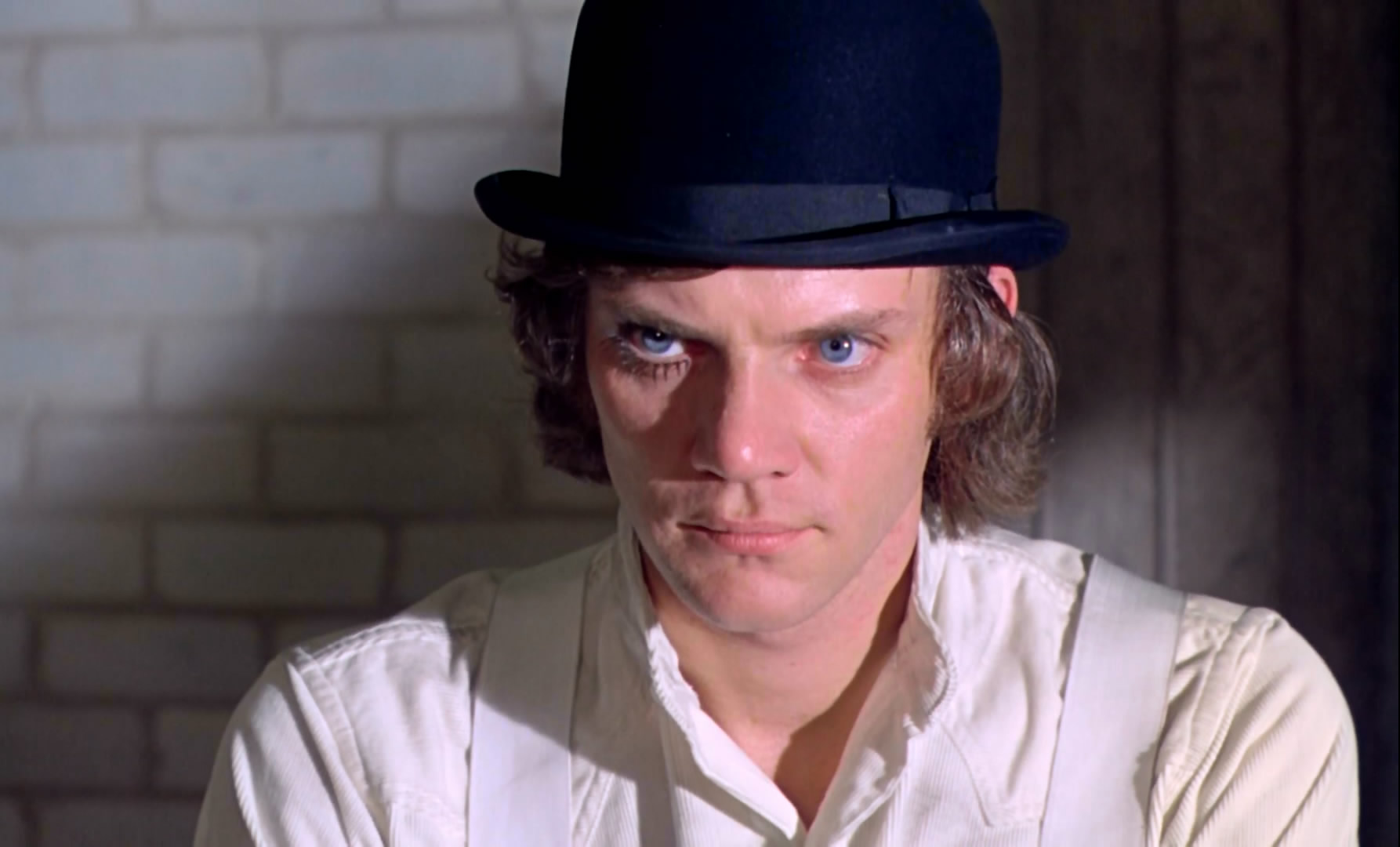Alex DeLarge, A clockwork Orange