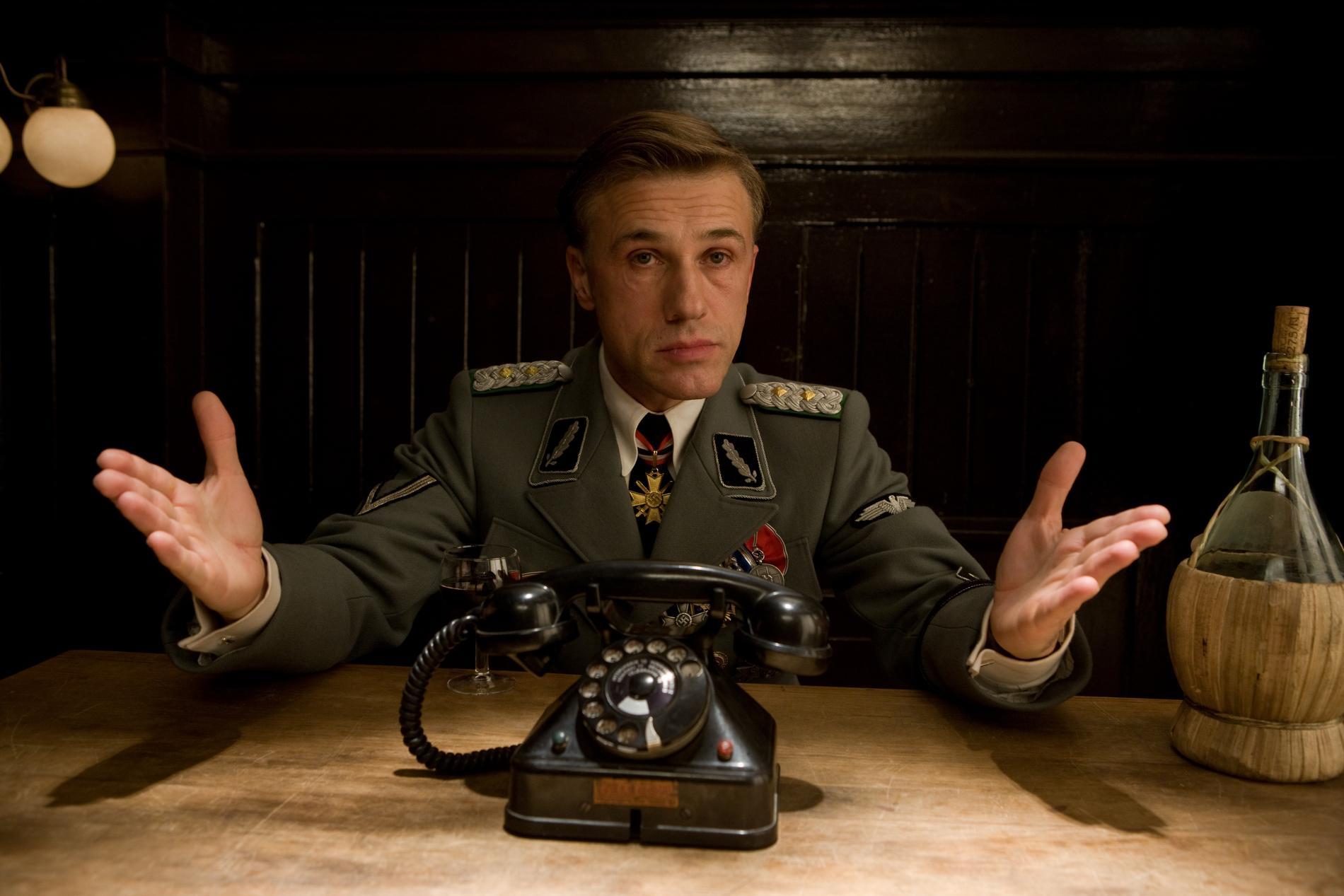 Coronel Hans Landa, Inglorious Bastards