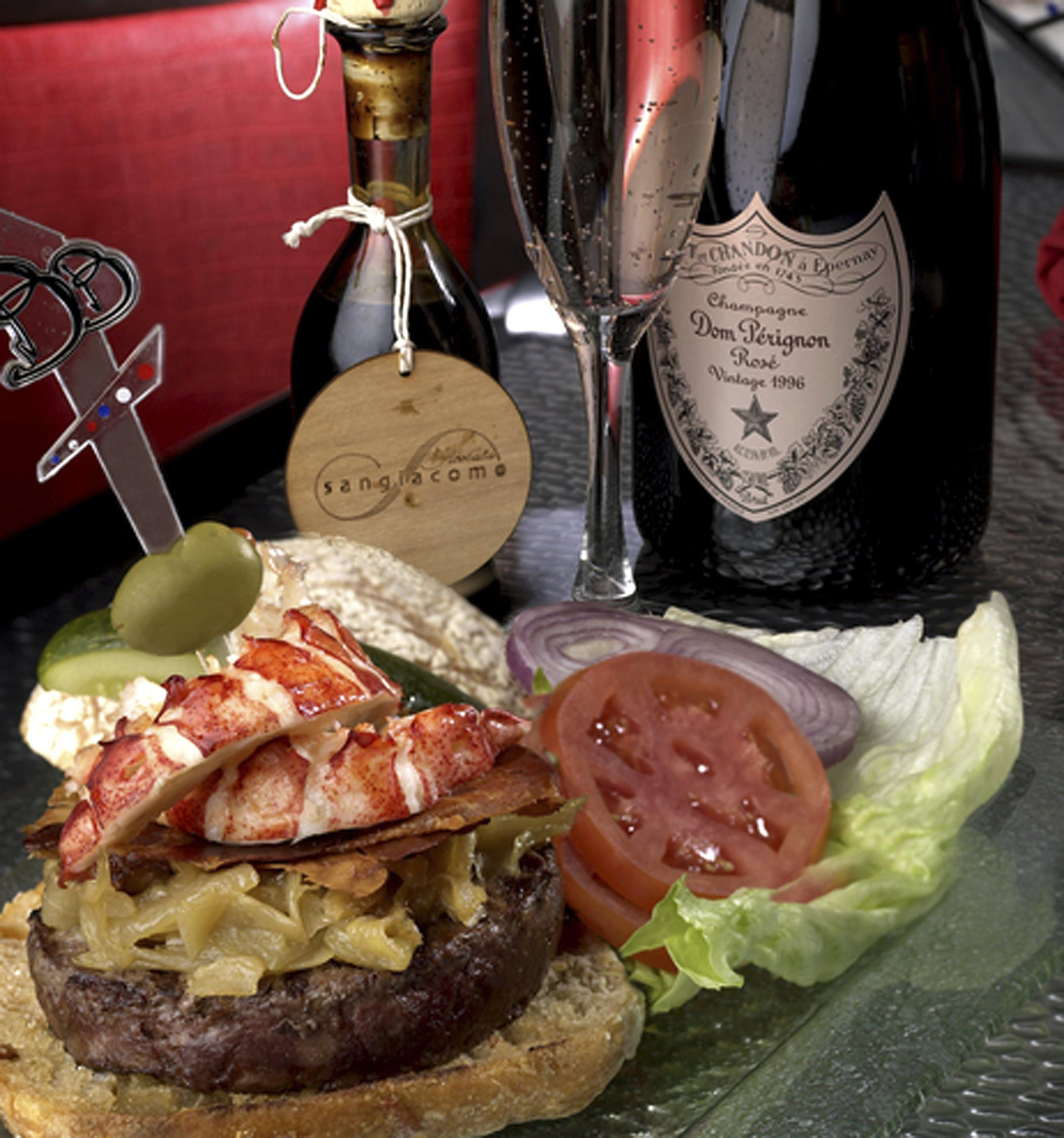 777 Burger ($777) - Paris, Las Vegas