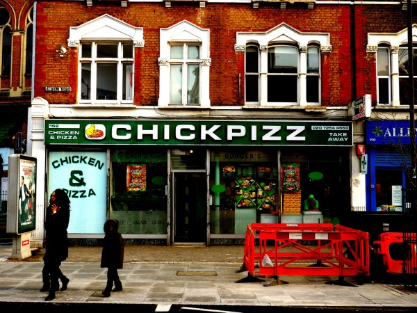 Chickpizz, London, UK