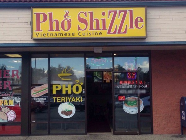 Pho Shizzle, Reston, WA, USA