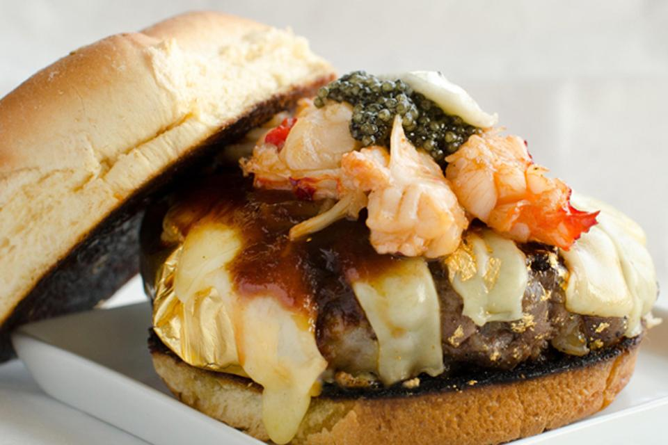 666 Burger ($666) - 666 Burger, New York