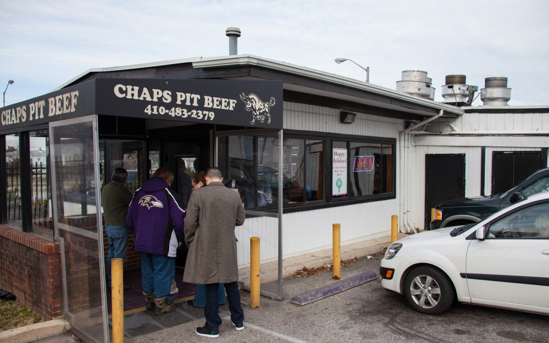 Chap's Pit Beef, Baltimore, MD