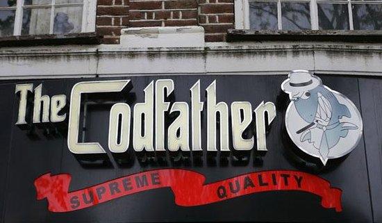 The Codfather, Northolt, England