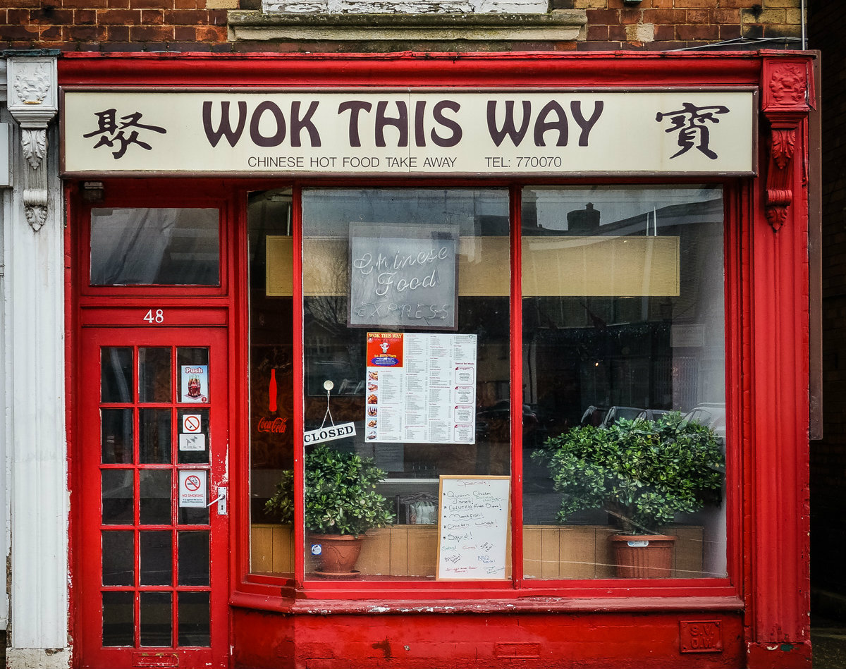Wok this Way, Leicestershire, UK