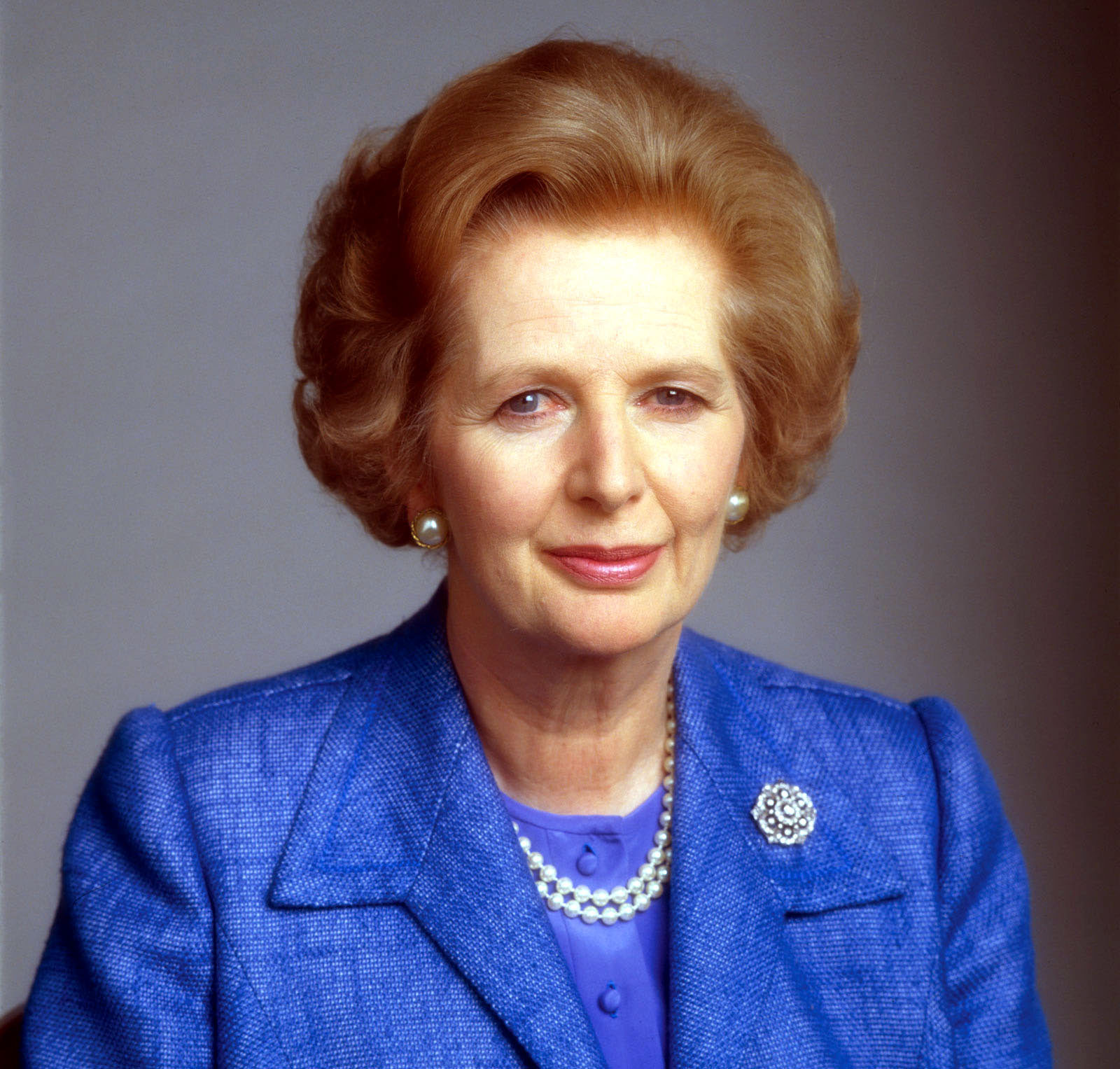 The Iron Lady: Margaret Tatcher
