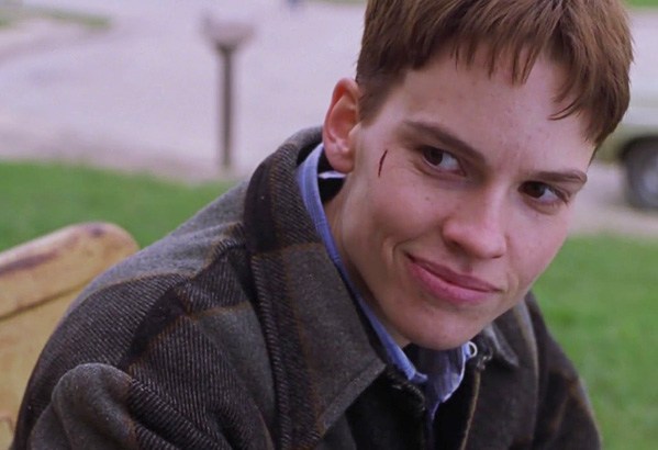 Boys Don't Cry: Hilary Swank