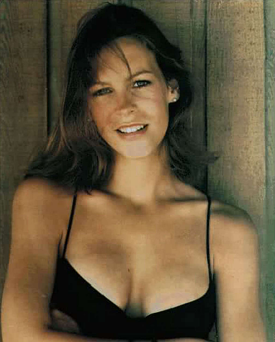 The amazing transformation of Jamie Lee Curtis