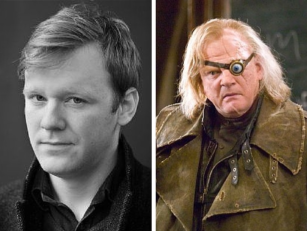 Brendan Gleeson as Mad Eye Moody