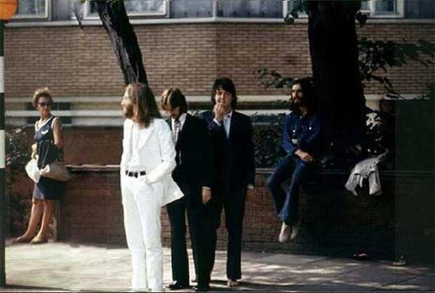 ¿Why Did The Beatles Cross The Road?