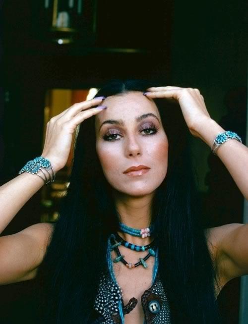Cher few years ago