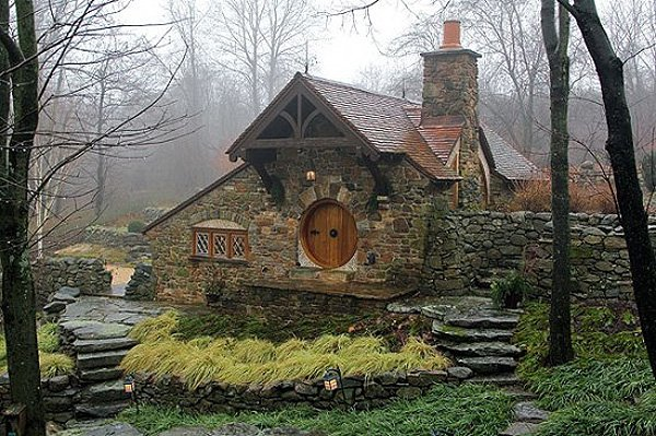 The Hobbit's house in real life