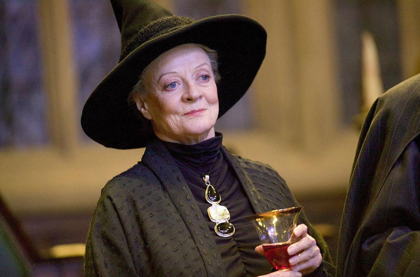 Maggie Smith gives life to this character