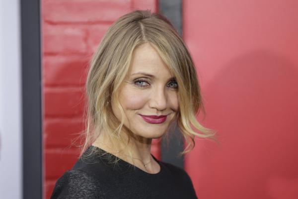 ¡Surprise, Cameron Diaz!