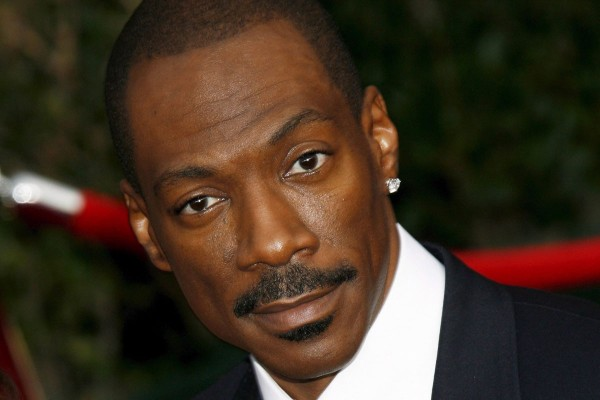 Eddie Murphy was a big comedian