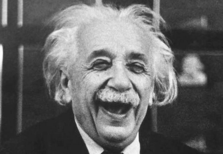 LIE: Einstein wasn't smart when he was a child