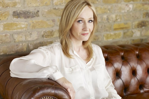 JK Rowling was fired for fantasizing