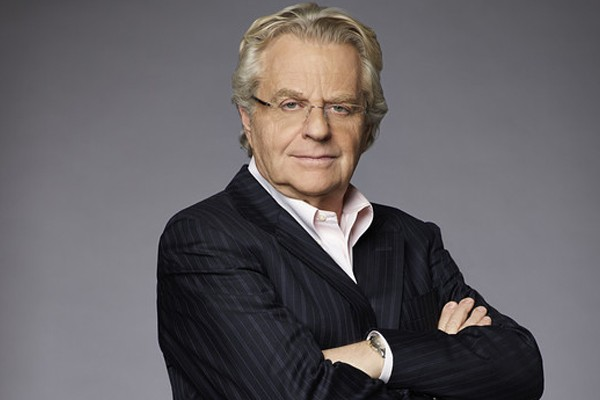 Jerry Springer had something amazing