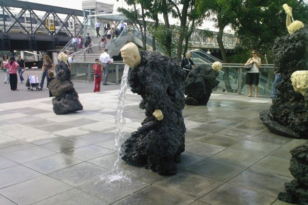 Vomiting Fountain