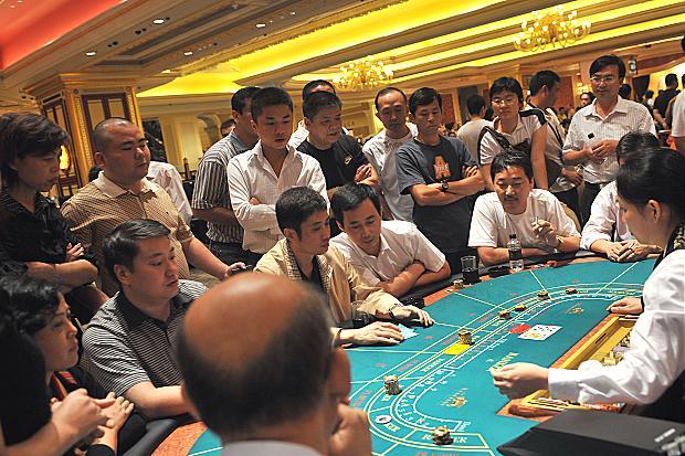 Casinos aren't accepted
