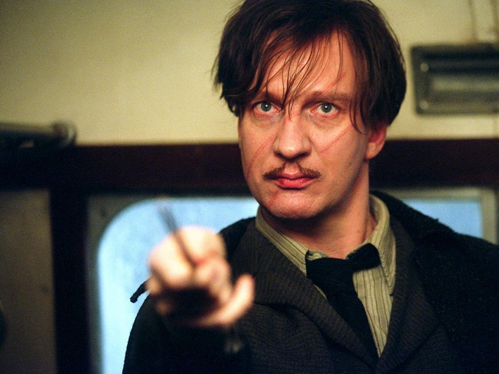 David Thewlis gives life to this character