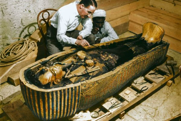 The Tutankhamun discovery
