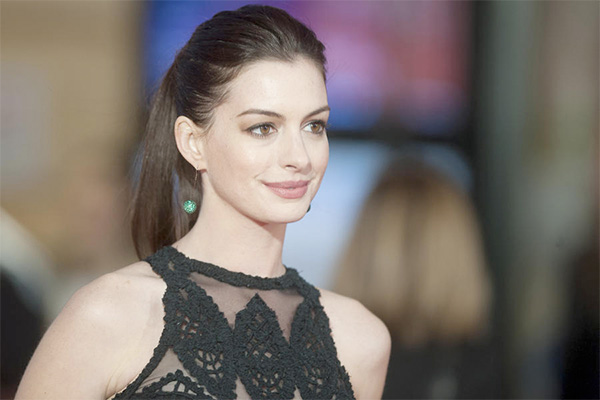 Anne Hathaway is just flawless