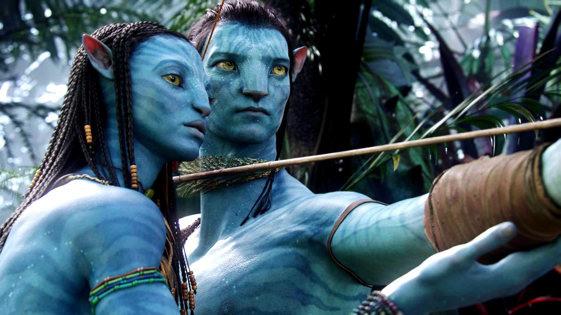 Avatar can only be seen in 3D, 2D is forbidden