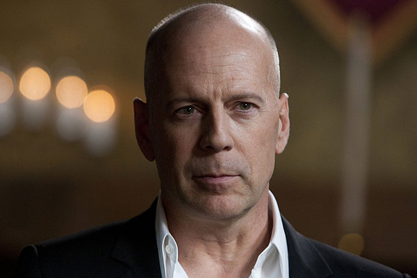 Bruce Willis has gotten more handsome over the years