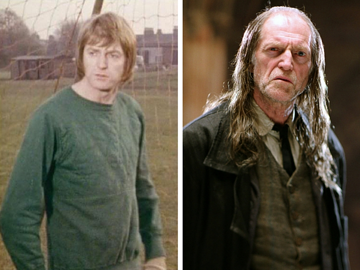 David Bradley is behind Argus Filch