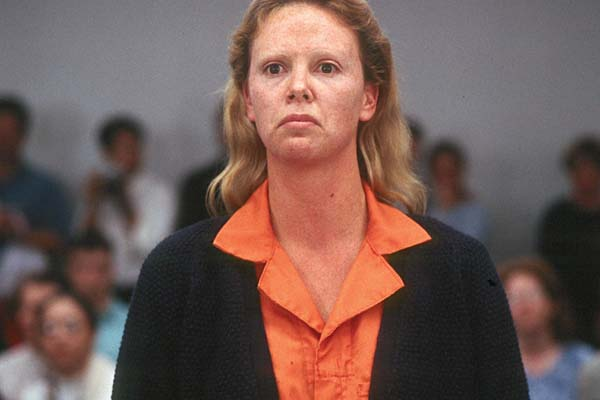Aileen Wuornos in Monster