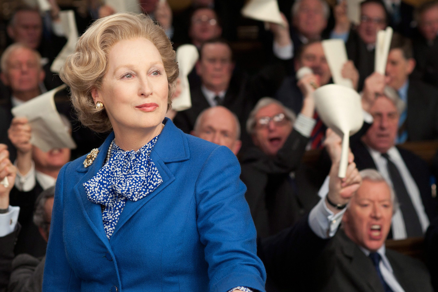 The Iron Lady: Meryl Streep