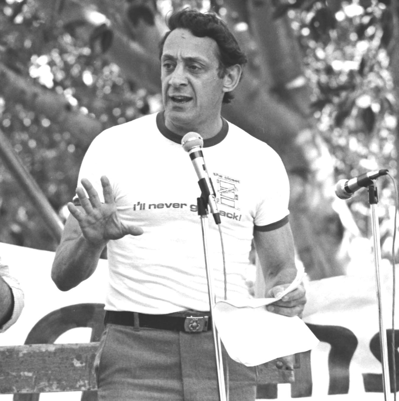 Milk: The Real Harvey Milk
