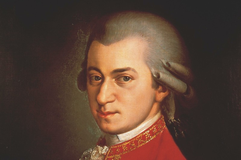 LIE: Mozart's name was Amadeus
