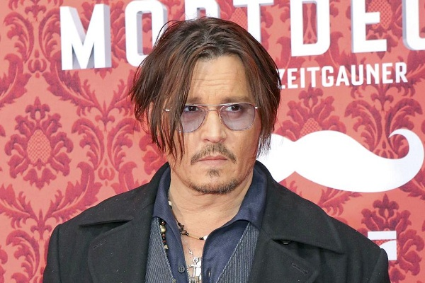 Johnny Depp now