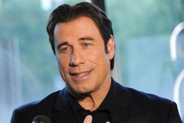John Travolta after grease