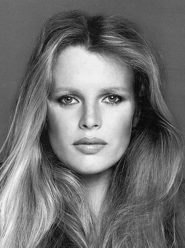 Kim Basinger before becoming famous