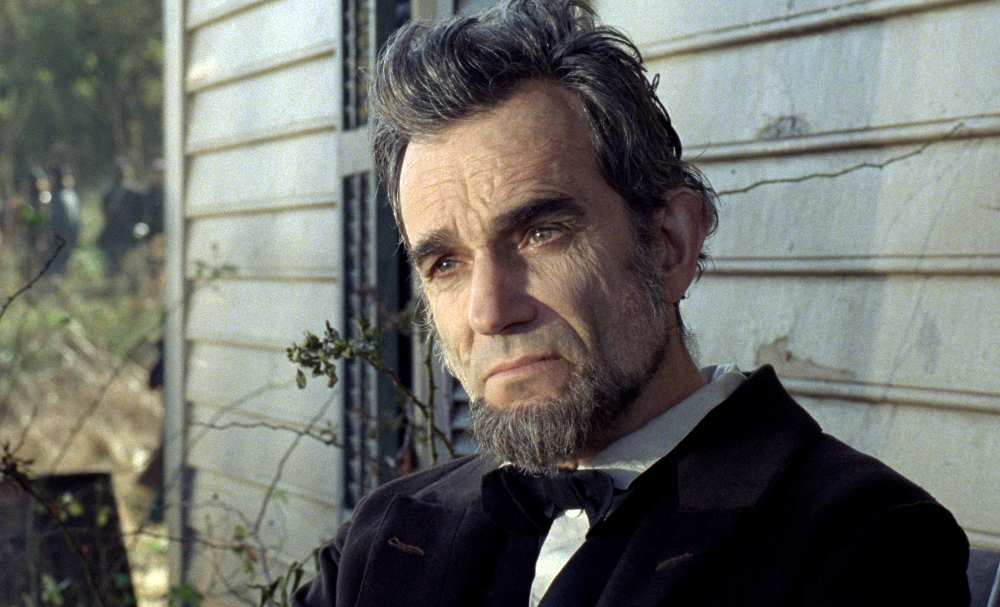 Lincoln: Daniel Day Lewis