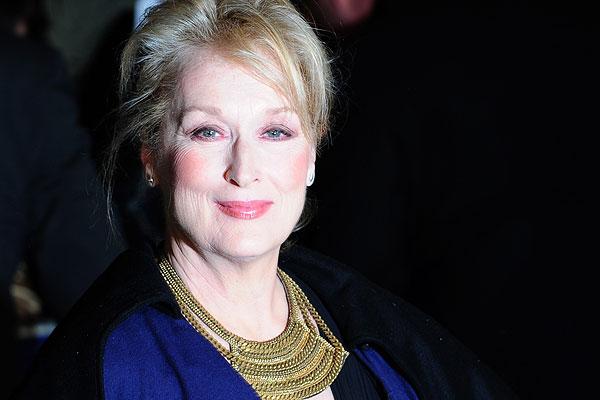 The elegance of Meryl Streep