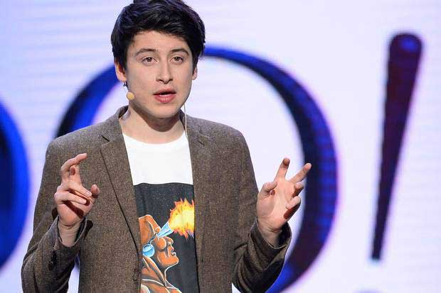 Nick D'Aloisio - Creator of Summly
