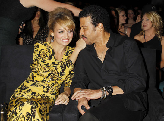 Lionel Richie adopted her famous daughter Nicole