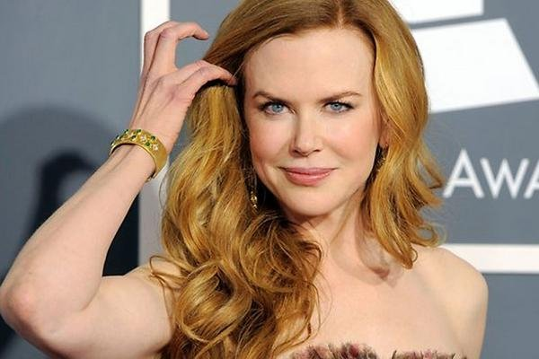 YES, the beautiful Nicole Kidman!