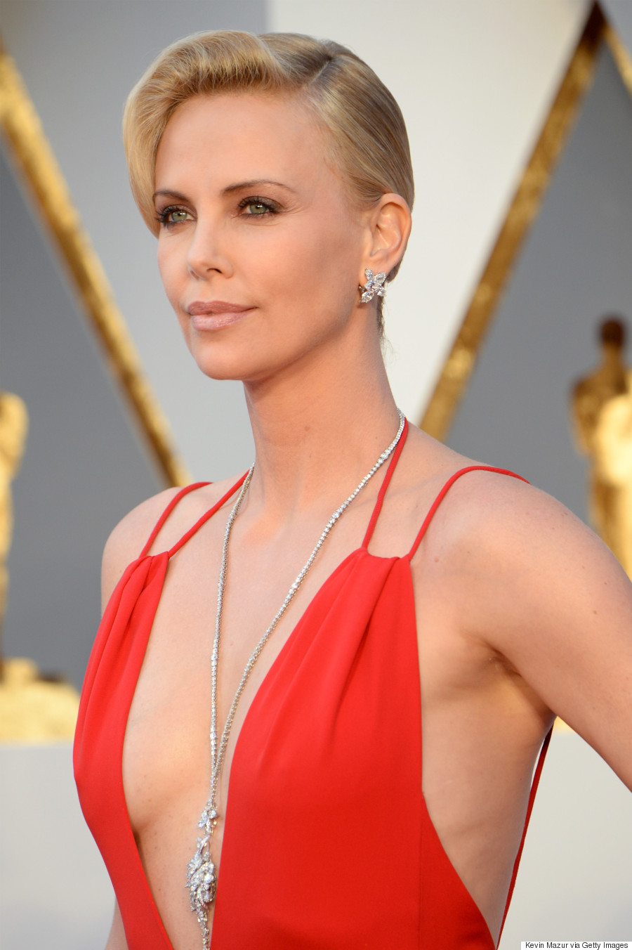 Charlize Theron- 5.84