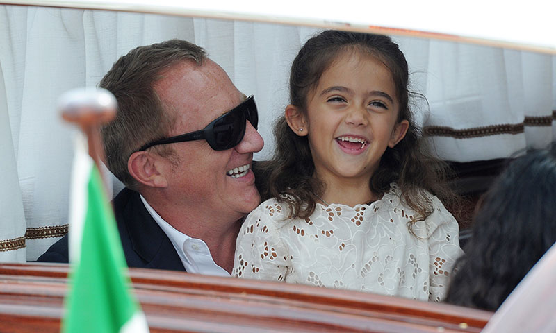 Valentina Paloma Pinault - Daughter of Salma Hakey and Francis Henri-Pinault