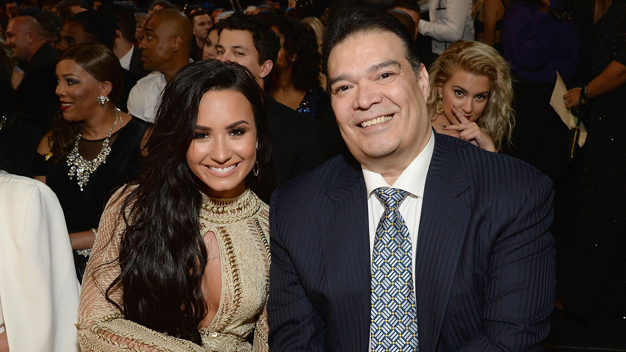 Demi Lovato lived alone for a while but went back with her parents