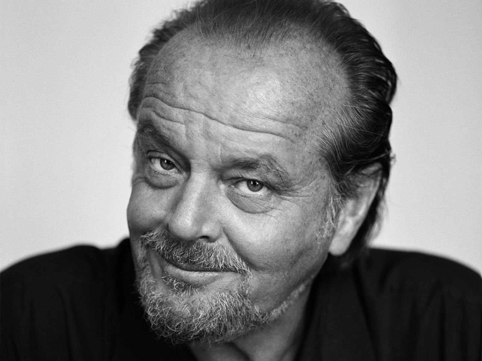 Mr. Jack Nicholson lived deceived